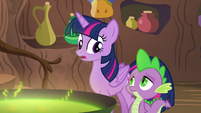 "Twilight ""it's not that funny"" S5E22"