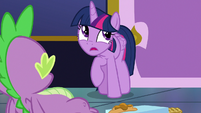 "Twilight ""my morning is not going well"" S8E24"