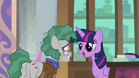 Twilight -of course, Professor Fossil!- S8E21