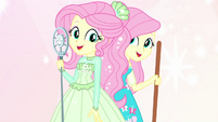 Two Fluttershys sing So Much More to Me EGDS26