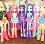 All my little pony equestria girls dolls by emolove66-d6enn8s