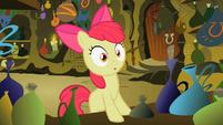 Apple Bloom surprised S02E06