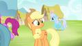 Applejack sees ponies gathering S4E20.png