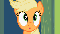Applejack surprised S02E06