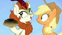 Autumn Blaze -I love rhyming- S8E23