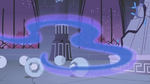 Blue mist encircles the Elements S1E02