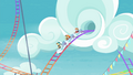 CHS students riding a rollercoaster EGROF.png
