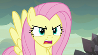 "Fluttershy offended ""first of all"" S9E9"