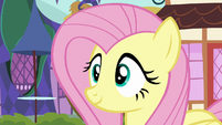 Fluttershy proud of herself S7E14