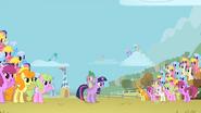 Iron Pony Competition crowd