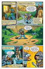 Legends of Magic issue 2 page 4
