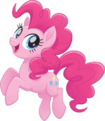 MLP The Movie Pinkie Pie official artwork