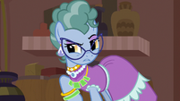 Mrs. Trotsworth -are you on about-- S7E18