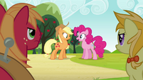 Pinkie Pie 'You look pretty busy right now' S3E03