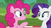 Pinkie Pie --you're going to have to-- S6E3