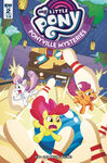 Ponyville Mysteries issue 2 cover B