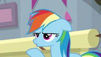 """Rainbow Dash """"we just got in the groove"""" S8E1"""