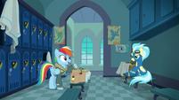 Rainbow Dash --a sleepover with Pinkie!-- S6E24