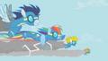 Rainbow Dash as a Wonderbolt S1E03.png
