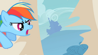 Rainbow Dash get back S2E8