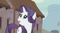 Rarity -even without my cutie mark- S5E2