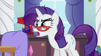 Rarity -this is not your boutique!- S5E14