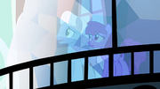 Royal Riff and Berryshine trapped in the gazebo S4E23
