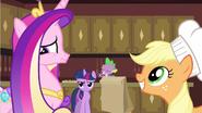 S02E25 Applejack chce podarować ciastka