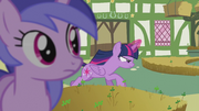 Sea Swirl sees Twilight running S5E9