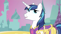 Shining Armor you tell me S2E25