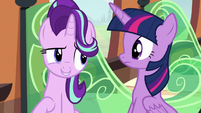 "Starlight ""sounds pretty important"" S6E1"