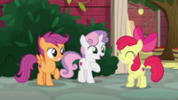 Sweetie Belle -I thought our school was fun!- S8E12