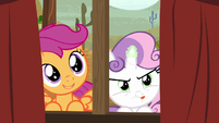 Sweetie Belle using magic S5E6
