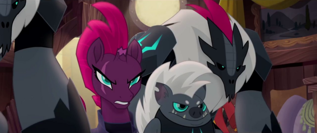 File:Tempest, Grubber, and Storm King's soldiers MLPTM.png