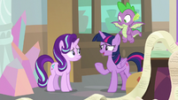 "Twilight ""every challenge you've ever faced"" S9E1"