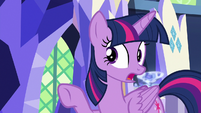 "Twilight Sparkle ""nopony knew much"" S8E23"
