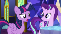 Twilight Sparkle -we can't do it all alone- S8E1