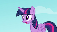 Twilight confused S4E21