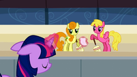 Twilight cute ear drop S2E14