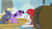 Velvet notices her daughter's disappointment S7E22