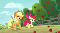 "Applejack ""that's what I like to hear"" S9E10"
