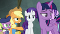 "Applejack ""truth is a huge part of friendship"" S8E7.png"