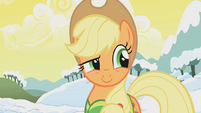 Applejack the plant team leader S1E11