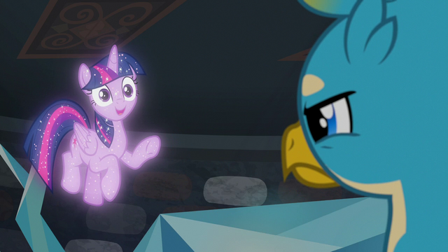 "File:Astral Twilight ""you chose what you saw"" S8E22.png"
