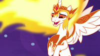 "Daybreaker dismissive ""oh, please!"" S7E10"