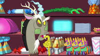 Discord -not good enough for Fluttershy- S7E12