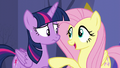 """Fluttershy """"They're probably just as nervous"""" S5E11.png"""