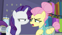 "Fluttershy ""good luck replacing me!"" S8E4"
