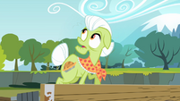Granny Smith '...how we can go back now either' S4E09