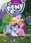 My Little Pony The Cutie Re-Mark cover